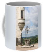 Chateau Baywindow And Well Coffee Mug