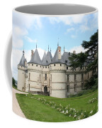 Chateau Chaumont From The Garden  Coffee Mug