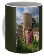 Chateau Chinon In The Loire Valley Coffee Mug