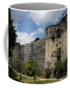 Chateau D'angers - The Keep Coffee Mug
