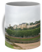 Chateau De Chinon - France Coffee Mug