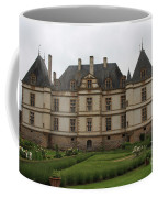 Chateau De Cormatin  And Garden - Burgundy Coffee Mug