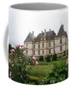 Chateau De Cormatin Garden Coffee Mug