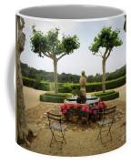 Chateau Malherbe Fountain Coffee Mug by Lainie Wrightson
