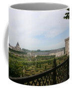 Chateau Vilandry And Garden View Coffee Mug