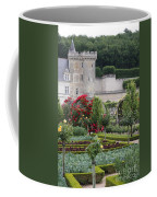 Chateau Villandry And The Cabbage Garden  Coffee Mug
