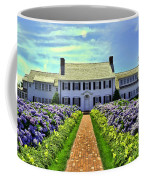 Chatham House Coffee Mug by Allen Beatty