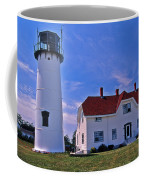 Chatham Light Coffee Mug by Skip Willits