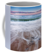 Chatham Sunset Square Coffee Mug by Bill Wakeley