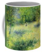 Chatou After Renoir Coffee Mug