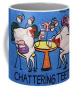 Chattering Teeth Dental Art By Anthony Falbo Coffee Mug by Anthony Falbo