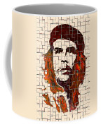 Che Guevara Watercolor Painting Coffee Mug