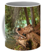 Cheakamus Lake Shoreline Coffee Mug