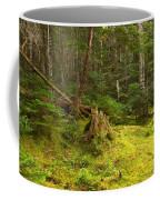 Cheakamus Rainforest Floor Coffee Mug