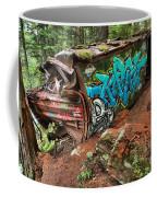 Cheakamus River Train Derailment Coffee Mug