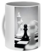 Check Coffee Mug by Thomas Woolworth