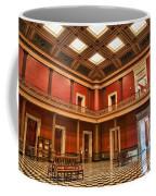 Checked Room Coffee Mug