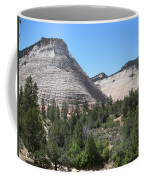 Checkerboard Mesa Coffee Mug