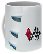 Checkers Coffee Mug by Bill Gallagher