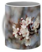 Cheerful Cherry Blossoms Coffee Mug