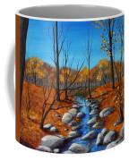 Cheerful Fall Coffee Mug
