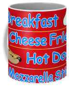 Cheese Fries Coffee Mug by Skip Willits