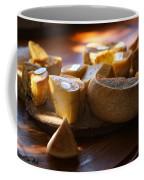Cheese Selection Coffee Mug