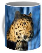 Cheetah Acinonyx Jubatus Coffee Mug