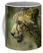 Cheetah On The Prowl Coffee Mug