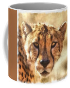 Cheetah One Coffee Mug
