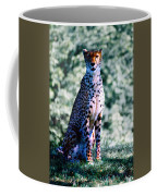 Cheetah Coffee Mug