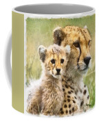 Cheetah Two Coffee Mug