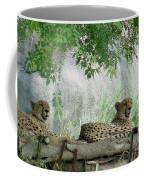 Cheetahs-120 Coffee Mug