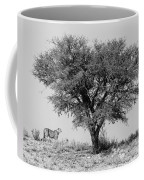 Cheetahs And A Tree Coffee Mug