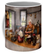 Chef - Kitchen - Cleaning Cherries  Coffee Mug