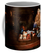 Chef - Kitchen - Today's Menu  Coffee Mug by Mike Savad