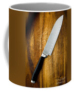 Chef's Knife Coffee Mug
