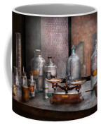 Chemist - The Art Of Measurement Coffee Mug by Mike Savad