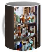 Chemistry - Bottles Of Chemicals Coffee Mug