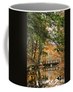 Chenango Valley State Park Coffee Mug by Christina Rollo