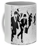Chequebook Vandalism Coffee Mug