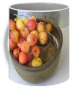 Cherries And Glass Filler Coffee Mug