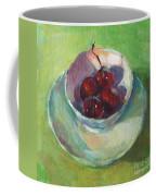 Cherries In A Cup #2 Coffee Mug