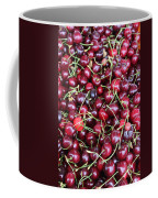 Cherries In Des Moines Washington Coffee Mug