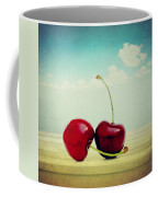 Cherries Love Coffee Mug