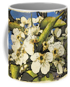 Cherry Blooms Coffee Mug