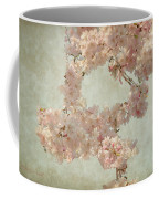Cherry Blossom Bridal Bouquet Coffee Mug