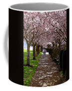 Cherry Blossom Friends Coffee Mug