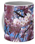 Cherry Blossom Trees Of Branch Brook Park 3 Coffee Mug