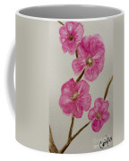 Cherry Blossoms Blooming  Coffee Mug